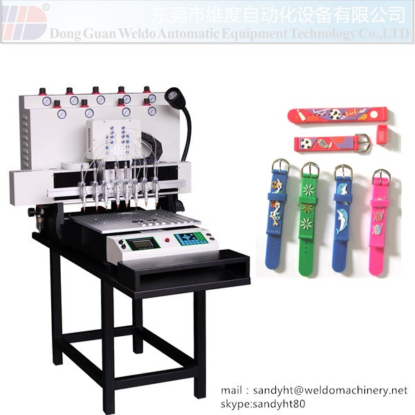 Weldo  PVC Watch Strip Dispensing Machine