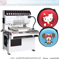 Liquid Silicon Dispensing Machine for Silicon wallet