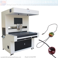 Epoxy Doming Hang Tag Dispensing Machine